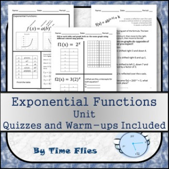 exp-functions-unit