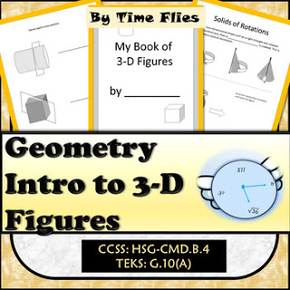Intro to 3-D Figures